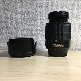 Nikon - Nikon NIKKOR 55-200 1:4-5.6G ED