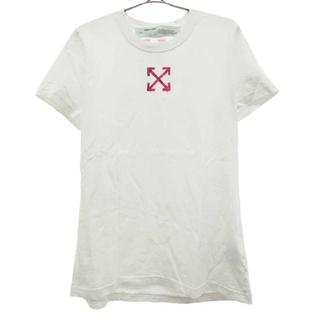 オフホワイト(OFF-WHITE)のOFF-WHITE オフホワイト 半袖Tシャツ(Tシャツ(半袖/袖なし))