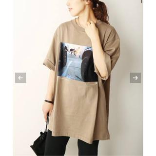 Plage - 新品 Plage JANE SMITHSP BLONDEY M Tシャツ