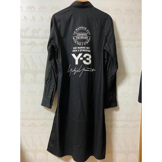 Y-3 - Y-3 18ss スタッフシャツ