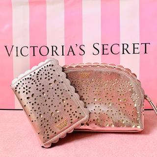ヴィクトリアズシークレット(Victoria's Secret)のVictria's seacret ポーチ&パスポートケース(ポーチ)