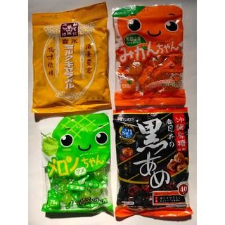 ⑥あめ  飴  キャンディ  4袋