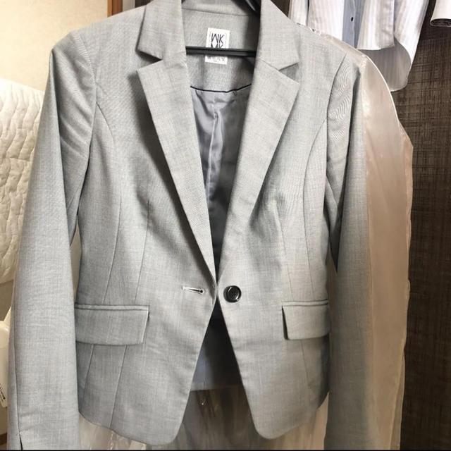 MICHEL KLEIN(ミッシェルクラン)のミッシェルクラン パンツスーツ レディースのフォーマル/ドレス(スーツ)の商品写真