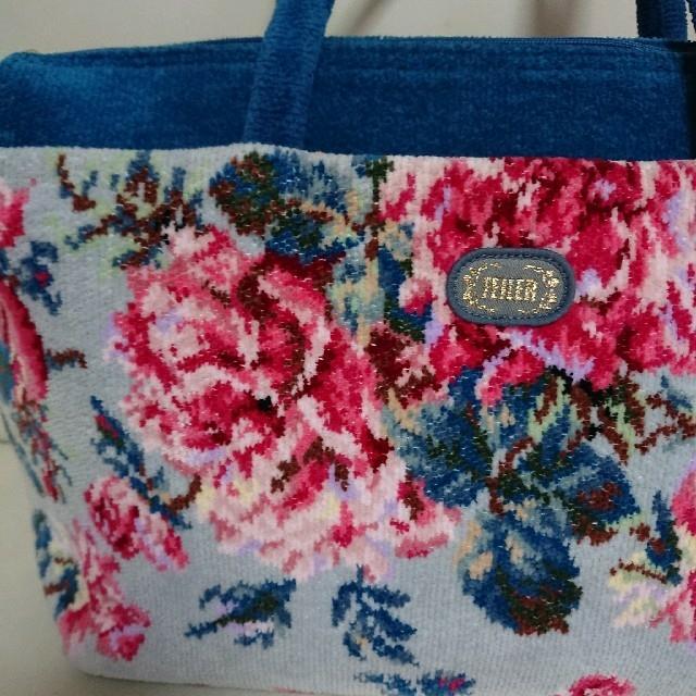 FEILER(フェイラー)の◆ご検討中です◆◇フェイラー◇花素敵なバッグ(両面柄) レディースのバッグ(ハンドバッグ)の商品写真