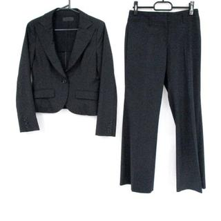 アイシービー(ICB)のアイシービー レディースパンツスーツ 黒(スーツ)
