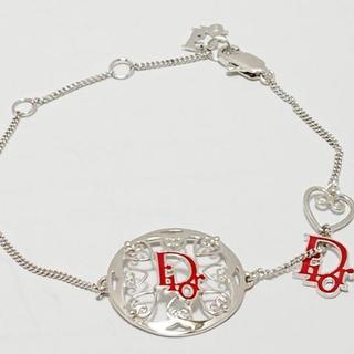 クリスチャンディオール(Christian Dior)のクリスチャンディオール ブレスレット美品 (ブレスレット/バングル)
