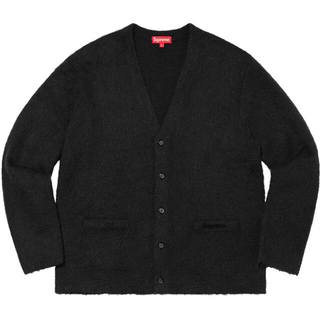 Supreme - 【Mサイズ】supreme Brushed Mohair Cardigan