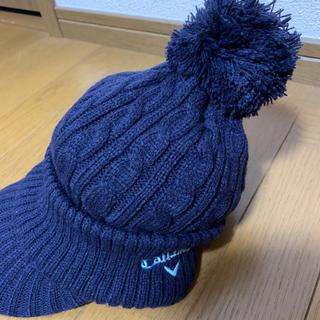キャロウェイゴルフ(Callaway Golf)のキャロウェイ callawayニット帽(その他)