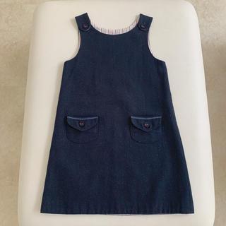 ジャカディ(Jacadi)のjacadi 6歳用 ジャンバースカート(ワンピース)