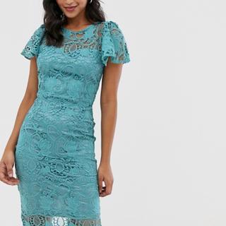 エイソス(asos)のPAPER DOLL ドレス(ミディアムドレス)