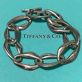 Tiffany & Co. - VINTAGE TIFFANYヴィンテージウェーブリンクブレス