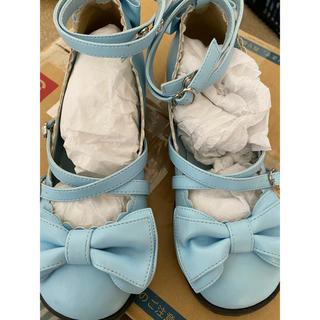 Angelic Pretty - Angelic Pretty tea party shoes