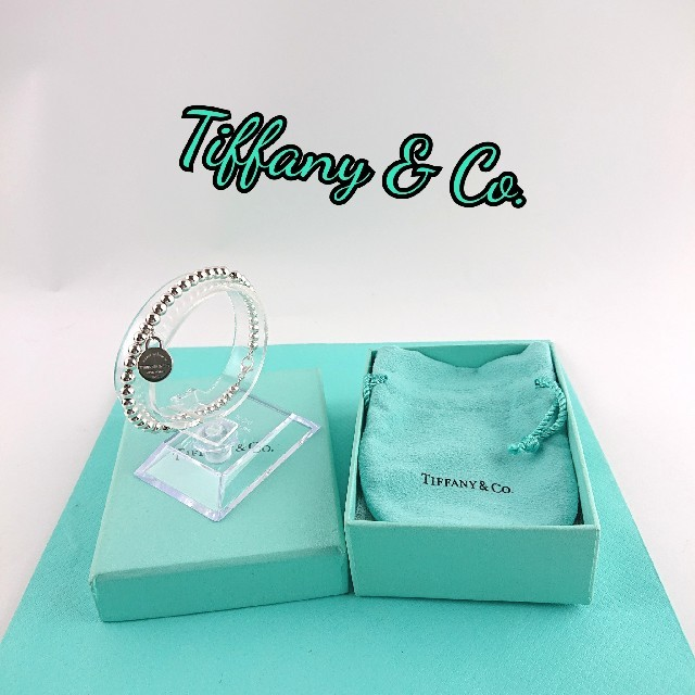 Tiffany & Co.(ティファニー)のTiffany ティファニー ブレスレット レディースのアクセサリー(ブレスレット/バングル)の商品写真