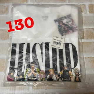 UNIQLO - 新品♡未使用 ユニクロ 鬼滅の刃 柱 Tシャツ 130