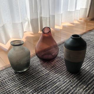 アクタス(ACTUS)のactus 購入 フラワーベース 花瓶(花瓶)