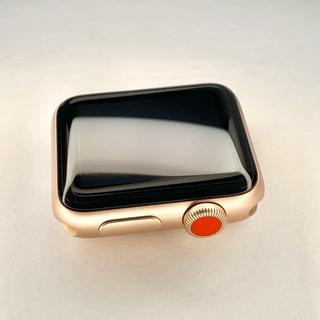 Apple Watch - 【美品】Apple Watch Cellular 38mm Series 3