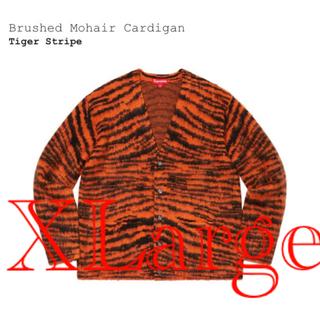 Supreme - Brushed Mohair Cardigan Supreme XL
