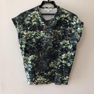 ハイク(HYKE)のhyke カモフラフレンチスリーブ(Tシャツ(半袖/袖なし))