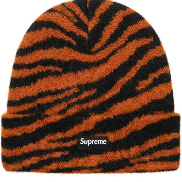 Supreme(シュプリーム)のsupreme mohair beanie メンズの帽子(ニット帽/ビーニー)の商品写真