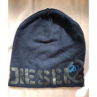 ディーゼル(DIESEL)のdieselニット帽(ニット帽/ビーニー)