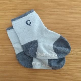 コムサイズム(COMME CA ISM)の靴下9cm(靴下/タイツ)