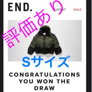 サカイ(sacai)のend当選 NIKE X SACAI NRG PARKA Sサイズ(ダウンジャケット)