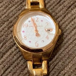 サマンサシルヴァ(Samantha Silva)のSamanthaSilver ピンクゴールド 腕時計(腕時計)