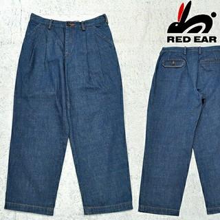 レッドイヤー(RED EAR)のPaul smith red ear 2タックトラウザーパンツ (デニム/ジーンズ)
