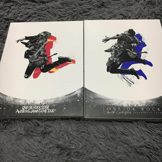 ONE OK ROCK - DVD ONEOKROCK Orchestra ambitions2018