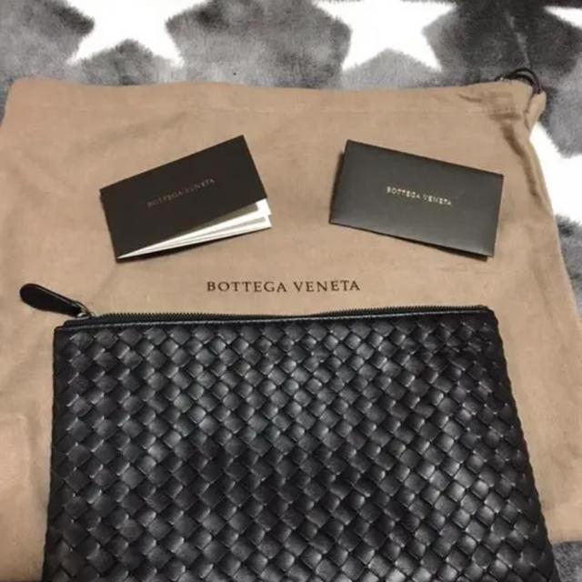Bottega Veneta(ボッテガヴェネタ)の専用ボッテガヴェネタ クラッチバック  256400 V001O 4014 レディースのバッグ(クラッチバッグ)の商品写真