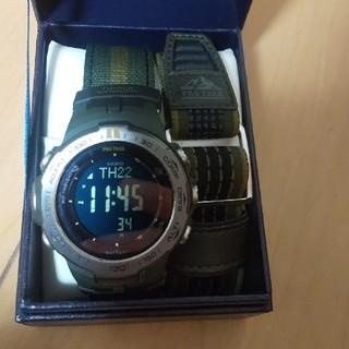 カシオ(CASIO)のCASIO プロトレック(PRW-3100G-3JR) 未使用 29(腕時計(デジタル))