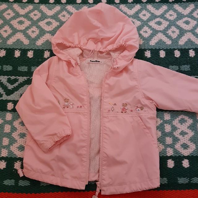 familiar(ファミリア)のファミリア キッズ/ベビー/マタニティのベビー服(~85cm)(ジャケット/コート)の商品写真