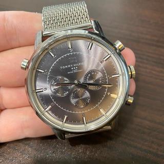 トミーヒルフィガー(TOMMY HILFIGER)の[マッキー様専用]トミーヒルフィガー 1790877 美品(腕時計(アナログ))