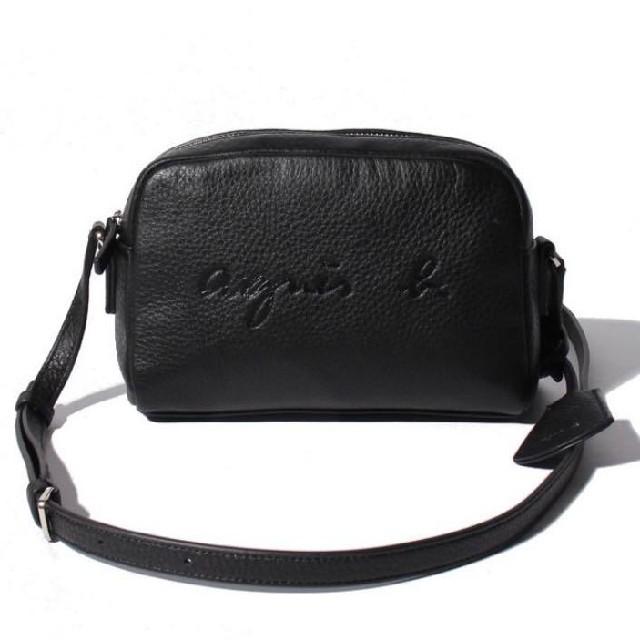 agnes b.(アニエスベー)の大人気!新品未使用!アニエスベー ロゴ ショルダーバッグ レディースのバッグ(ショルダーバッグ)の商品写真