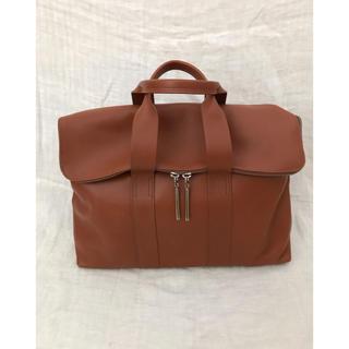 スリーワンフィリップリム(3.1 Phillip Lim)のタグ付き新品未使用☆3.1フィリップリム 31 hour bag(トートバッグ)