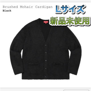 Supreme - supreme Brushed Mohair Cardigan Lサイズ