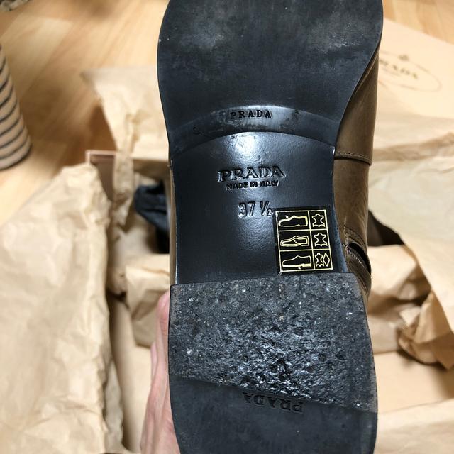 PRADA(プラダ)のPRADA ブーツ レディースの靴/シューズ(ブーツ)の商品写真