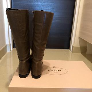 プラダ(PRADA)のPRADA ブーツ(ブーツ)