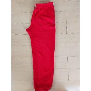 ポロラルフローレン(POLO RALPH LAUREN)のラルフローレン スウェット パンツ カラー赤 サイズXXL(その他)