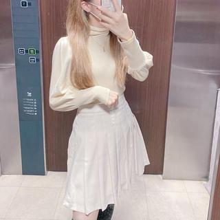 ロキエ(Lochie)のpleatsskirt(ひざ丈スカート)