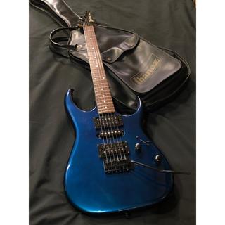 アイバニーズ(Ibanez)の1989 Ibanez EX-170  Blue Night US輸出モデル!(エレキギター)