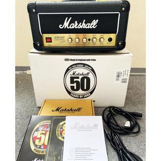 Fender - Marshall JCM-1H 50th Anniv. 新品同様品 付属品完備