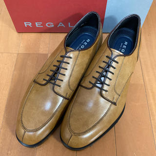 REGAL - リーガル REGAL 36WR メンズビジネス Uチップ 25㎝ 新品未使用品