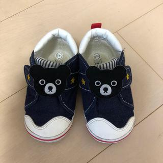 DOUBLE.B - ダブルビー 靴 14.5cm
