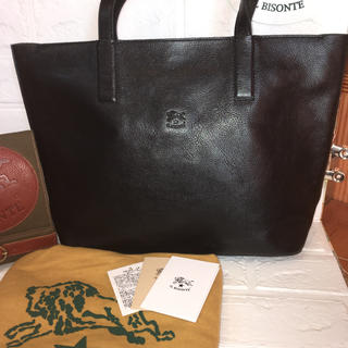 IL BISONTE - 美品!51700円 イルビゾンテ  トートバッグ 肩掛け可能