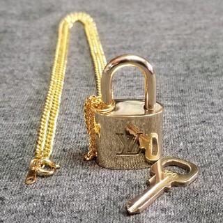LOUIS VUITTON - 美品!ルイヴィトン パドロック カデナ 南京錠 320