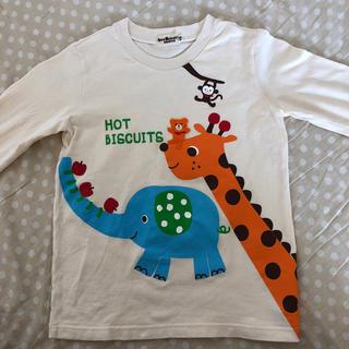 mikihouse - ミキハウス 長袖Tシャツ 110