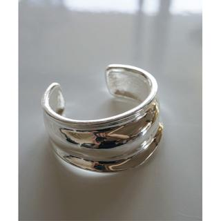 BEAUTY&YOUTH UNITED ARROWS - 【Nothing And Others】Curve Point Bangle