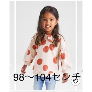 ネクスト(NEXT)のnext ネクスト☆襟付き スエットトレーナー(Tシャツ/カットソー)