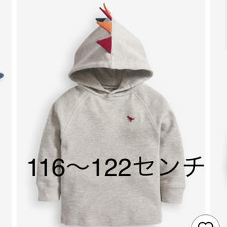 ネクスト(NEXT)のネクストnext☆ 恐竜パーカー(Tシャツ/カットソー)